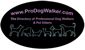 Pro Dog Walker - Keeping The 'Pro' in professional dog walking since 1997.